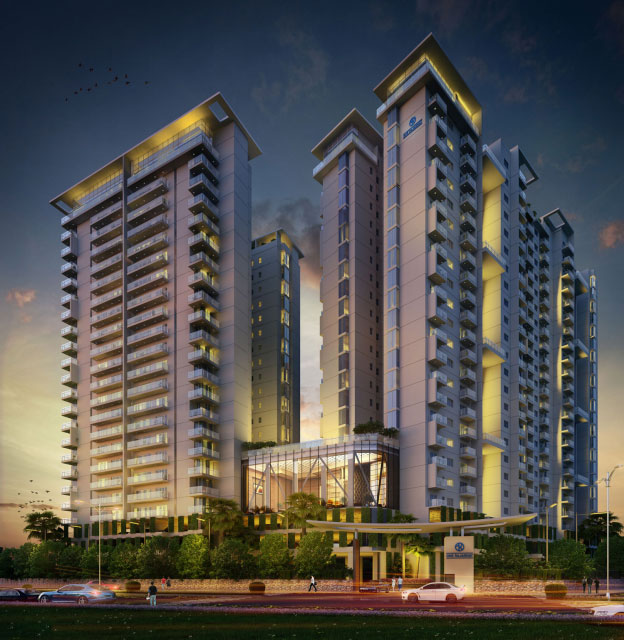 luxury apartments in Kolkata