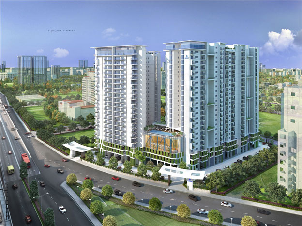 Residential Projects in Rajarhat Newtown