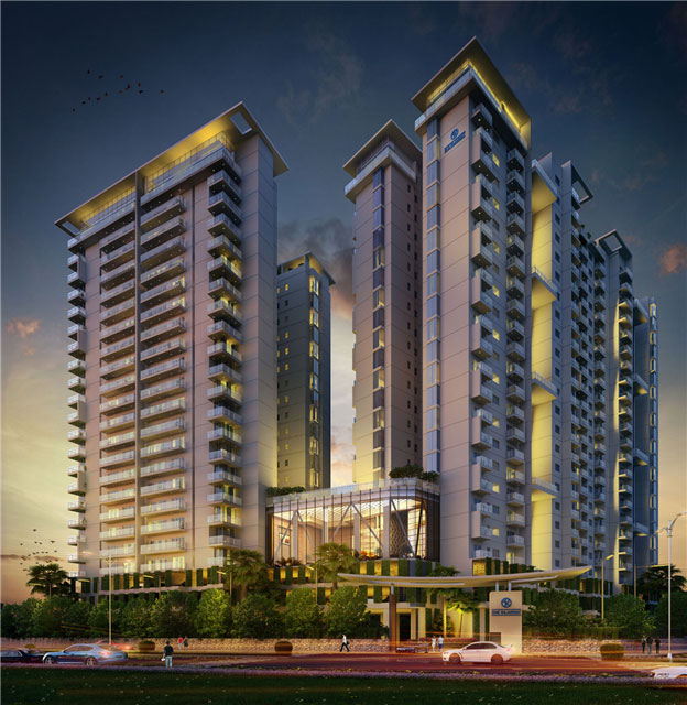 Luxury service apartments in Kolkata