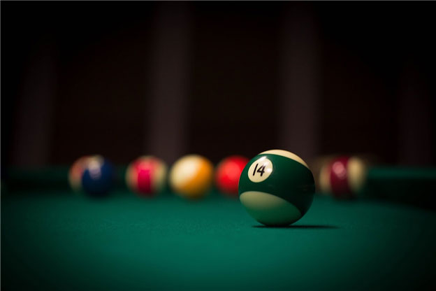 Pool Room at One Rajarhat