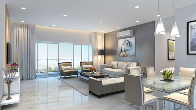 Premium apartments in Kolkata