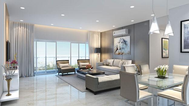 Premium apartments in Kolkata