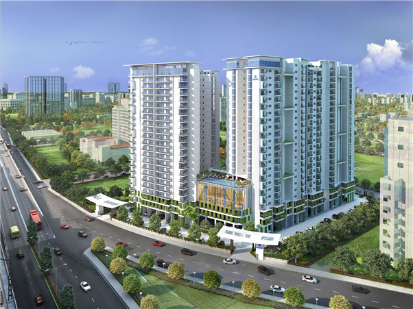What are the Benefits of Choosing Luxury Residential Apartments in Rajarhat